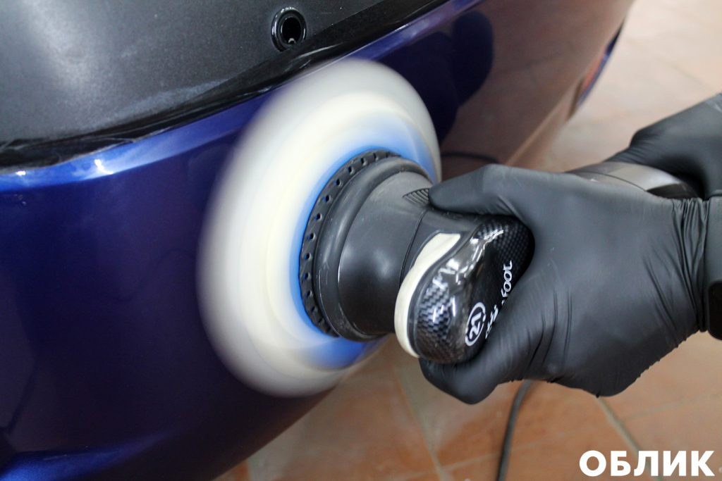 Hyundai Getz - полировка