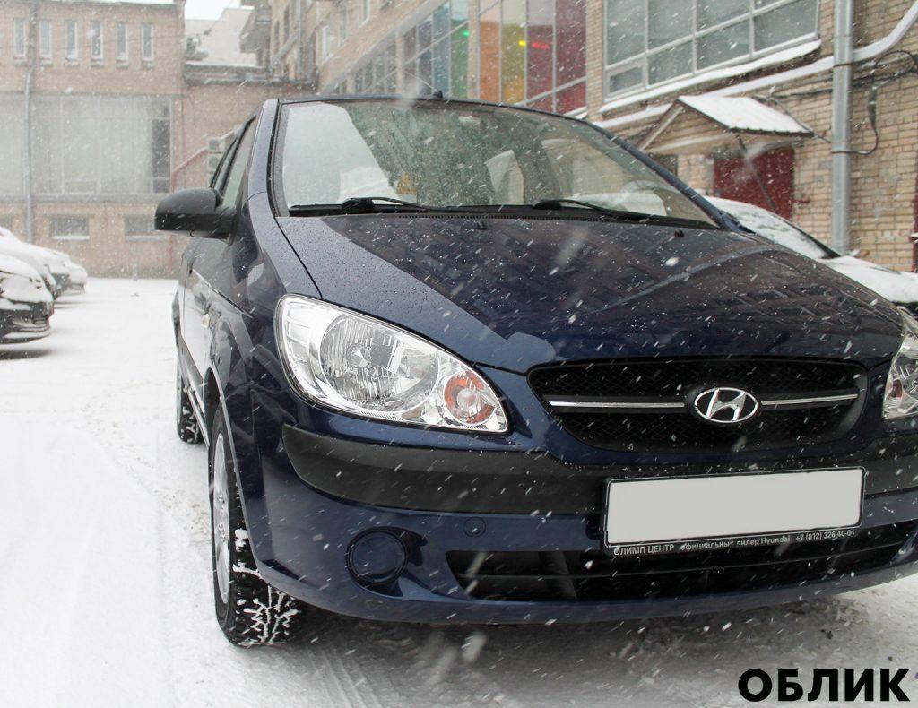 Hyundai Getz - финальный результат