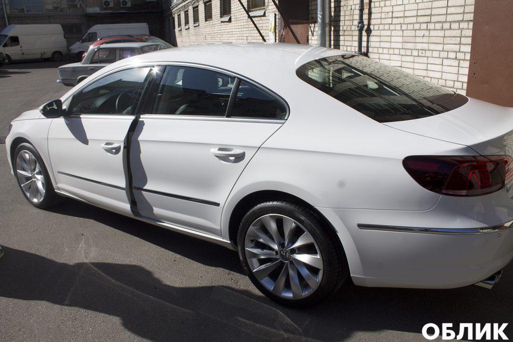 Детейлинг Volkswagen Passat