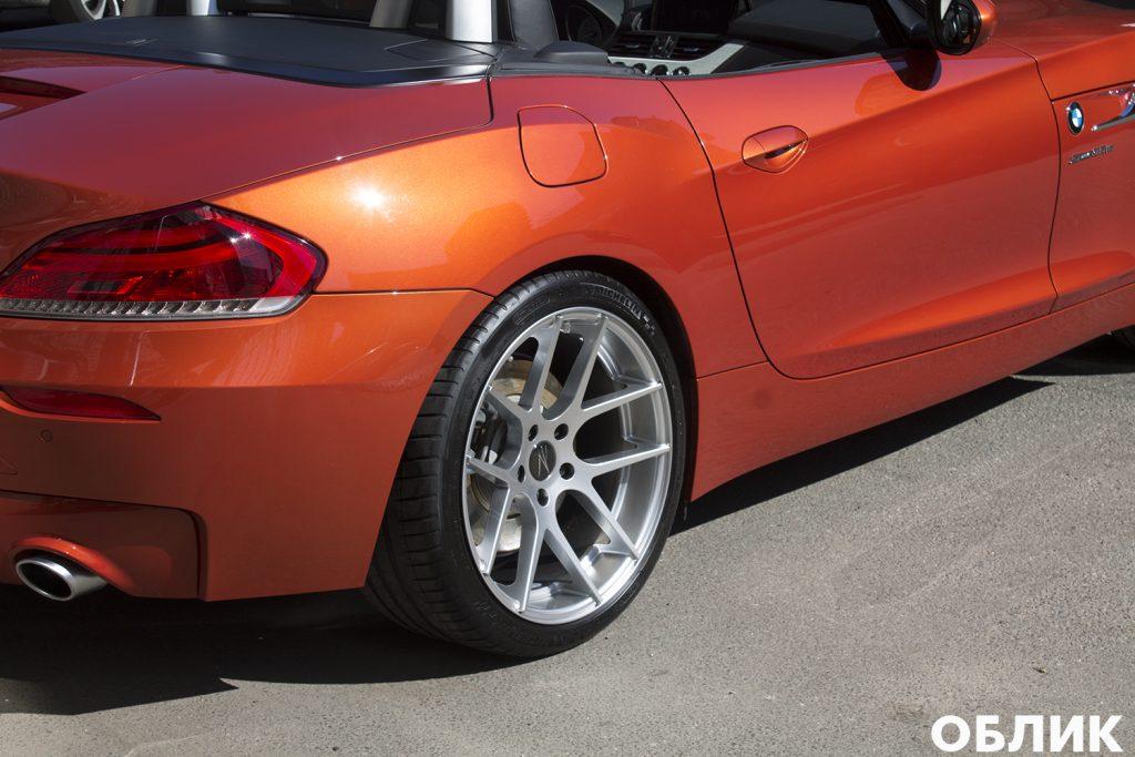 Детейлинг BMW Z4