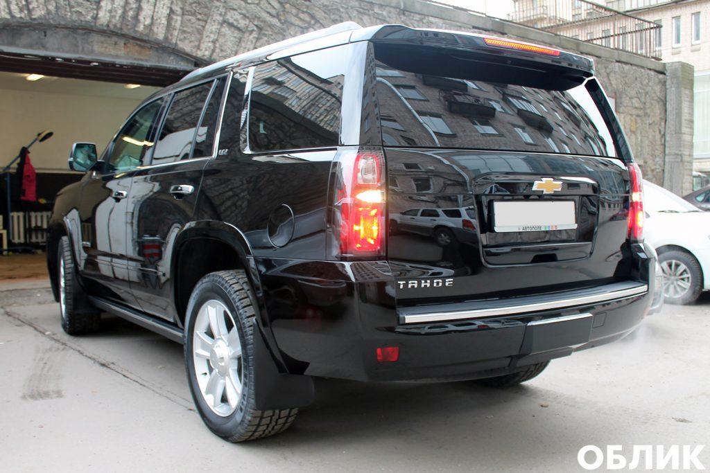 Детейлинг Chevrolet Tahoe