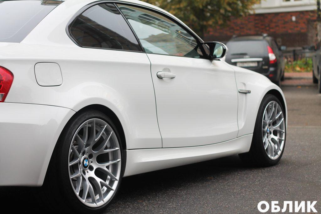 Детейлинг BMW 1 - финальное фото