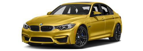 Детейлинг BMW M4